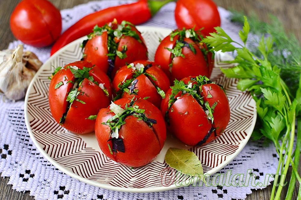 Маринованные помидоры на зиму: очень вкусные рецепты приготовления