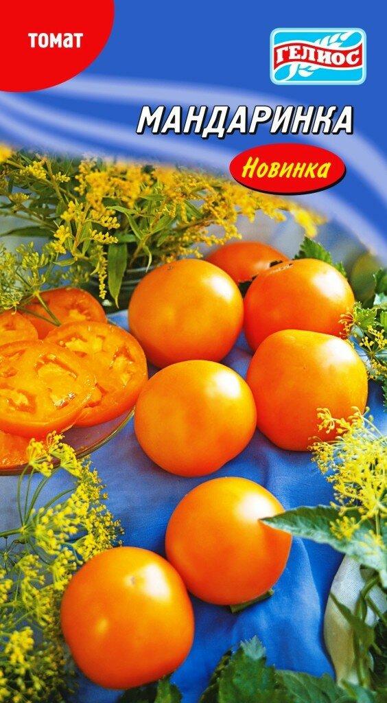 Томат мандаринка: характеристика и описание сорта, урожайность с фото