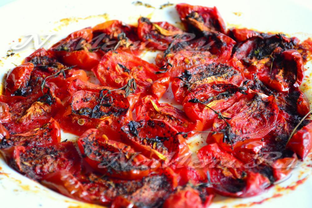 Вяленые помидоры в домашних условиях - лучшие рецепты с фото   волшебная eда.ру