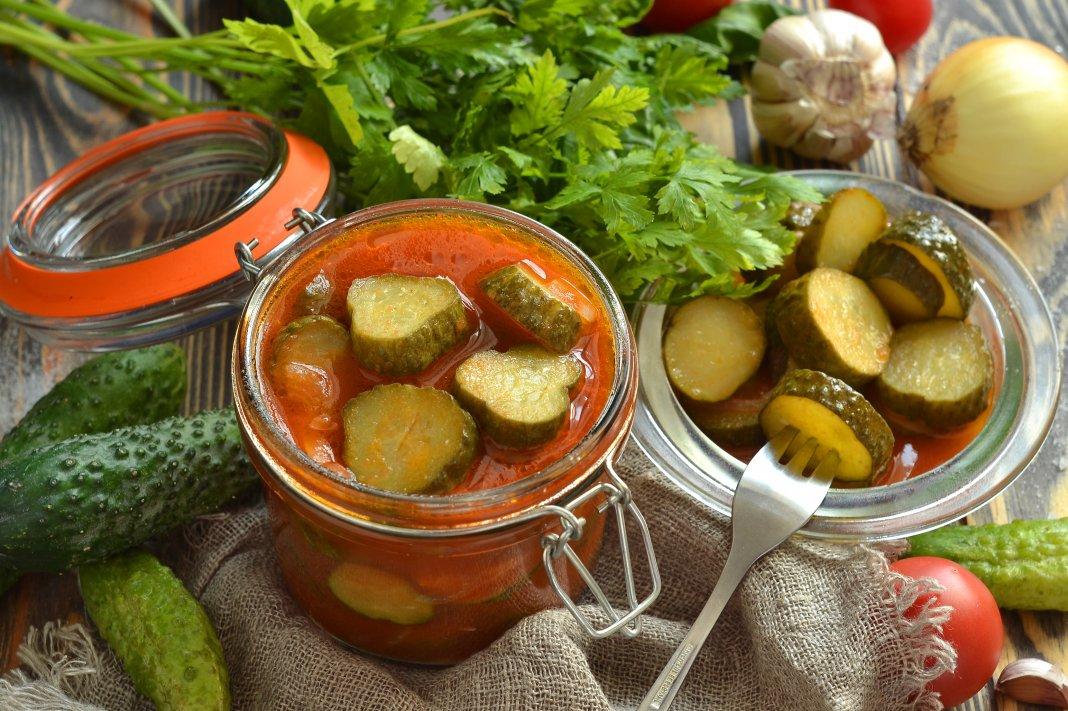 Лечо из огурцов на зиму: 6 рецептов невероятно вкусных заготовок