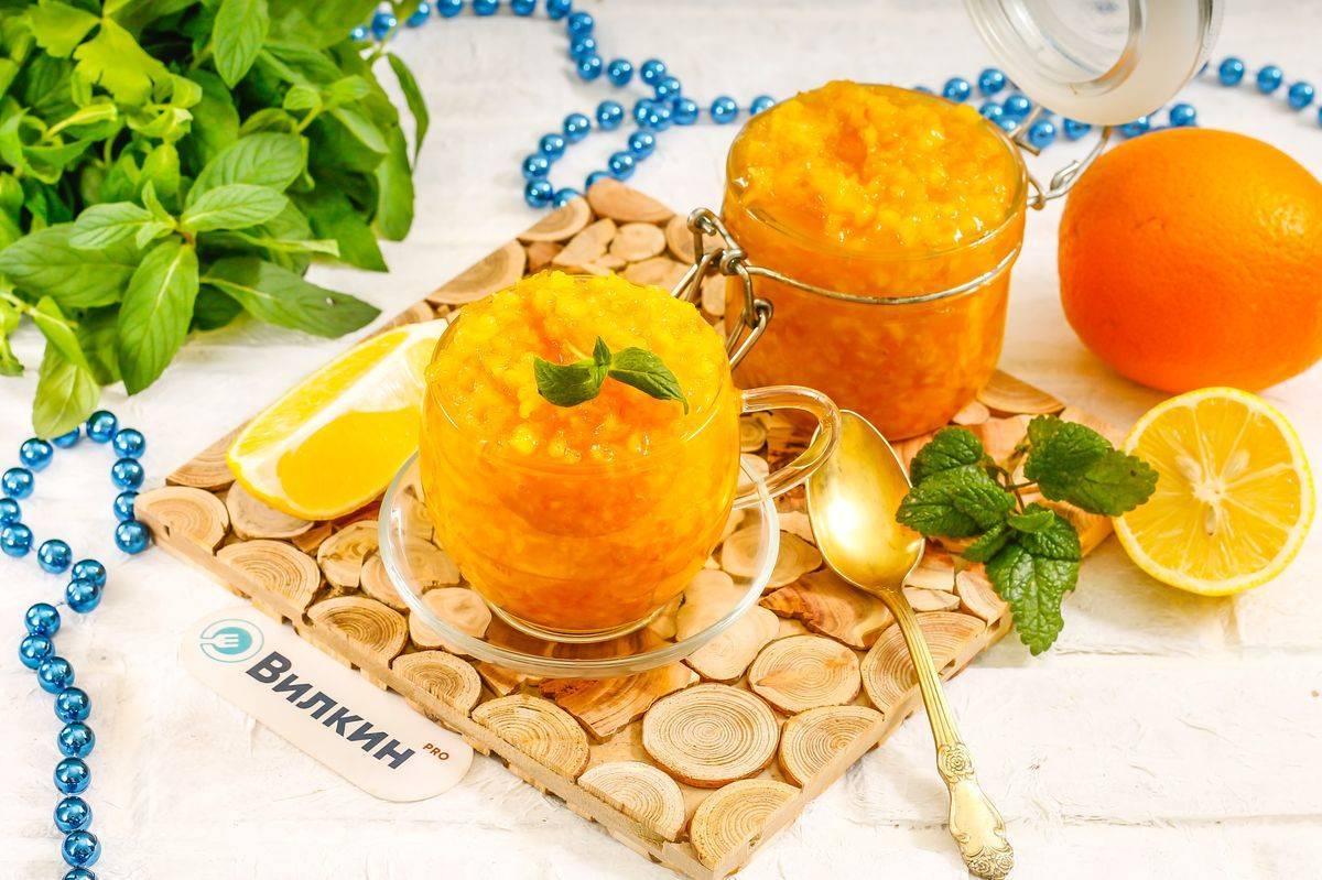 Варенье из лимонов с кожурой: рецепты с фото пошагово