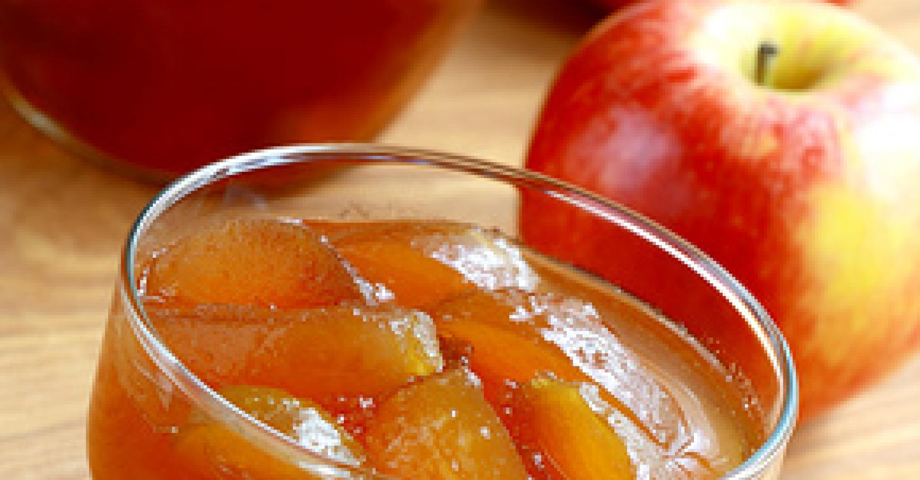 Яблочное варенье с орехами на зиму: 3 лучших пошаговых рецепта приготовления