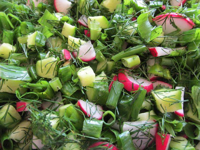 Как самим сделать замороженные овощные смеси