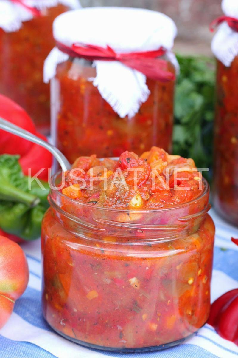 Как приготовить лютеницу болгарскую — проверенные рецепты на зиму