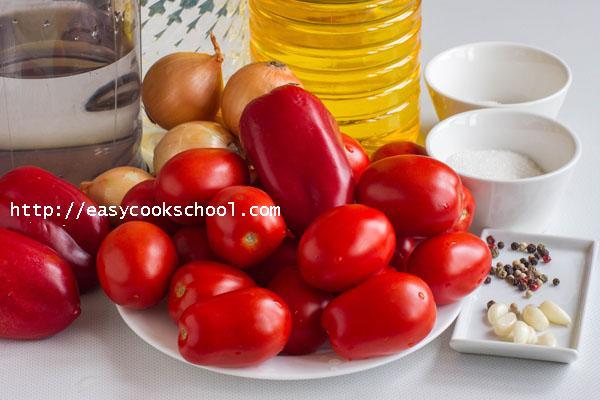 6 лучших рецептов помидоров по-корейски - лайфхакер