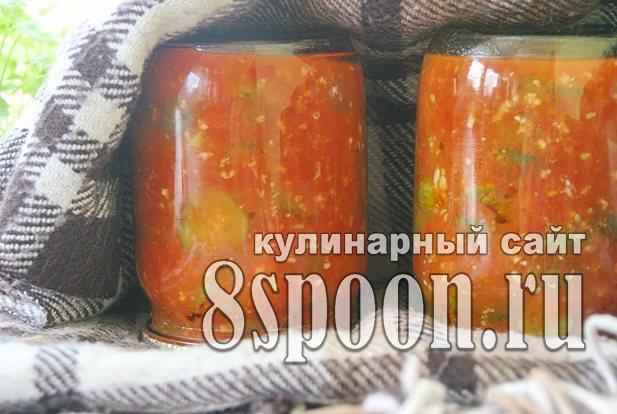 Огурцы в аджике на зиму: рецепты маринования с фото и видео