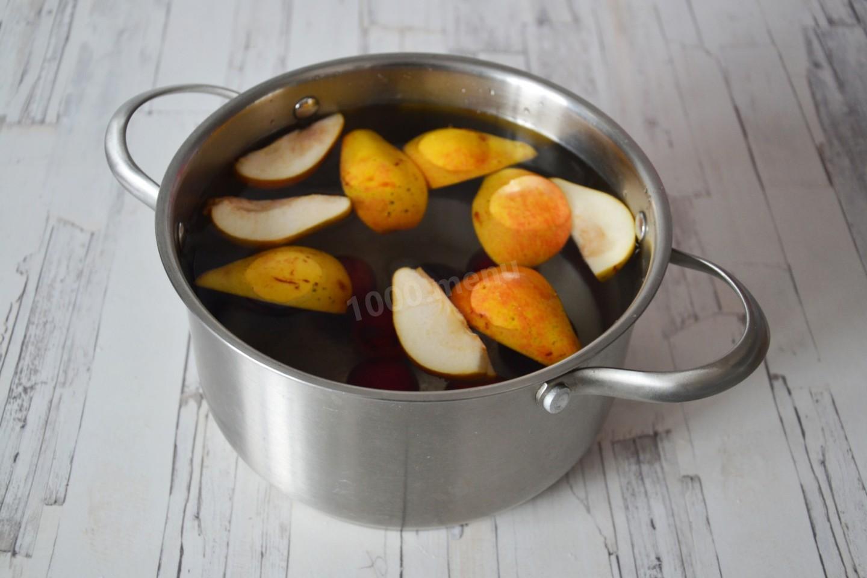 Как сварить компот из яблок: простые рецепты