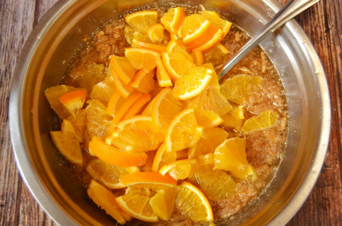 Варенье из апельсинов с кожурой — как приготовить в дома, рецепт с фото