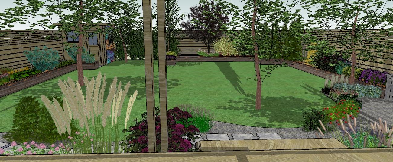 Всё про ландшафтный дизайн и оформление территории загородного дома