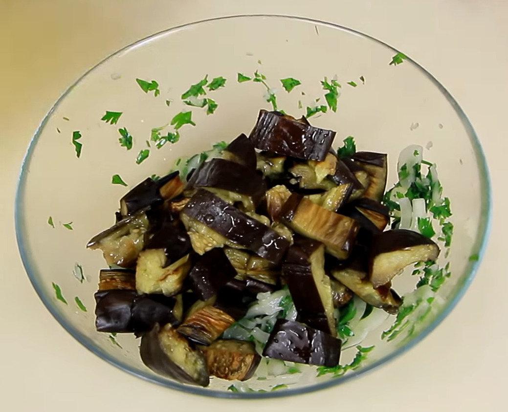 Баклажаны с шампиньонами: рецепт на зиму с пошаговым приготовлением, хранение