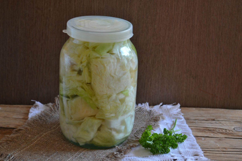 10 вкусных рецептов приготовления ранней маринованной капусты в банках на зиму