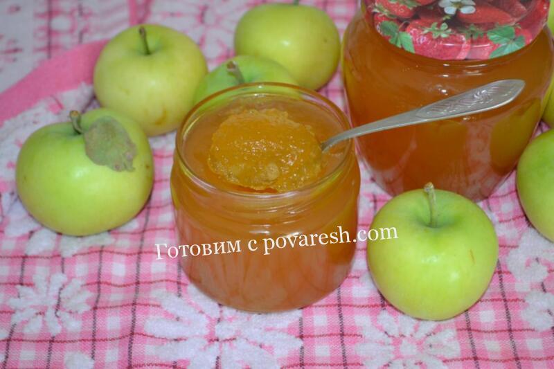 Как приготовить компот из яблок на зиму по пошаговому рецепту с фото