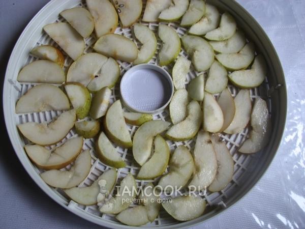 Как сушить груши в духовке – подготовка фруктов и процесс сушки + видео