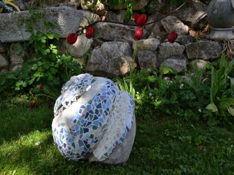 Как сделать большие уличные вазоны для сада