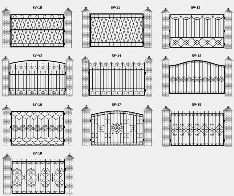 Пластиковые заборы и ограждения: разновидности конструкций, их особенности и этапы монтажа