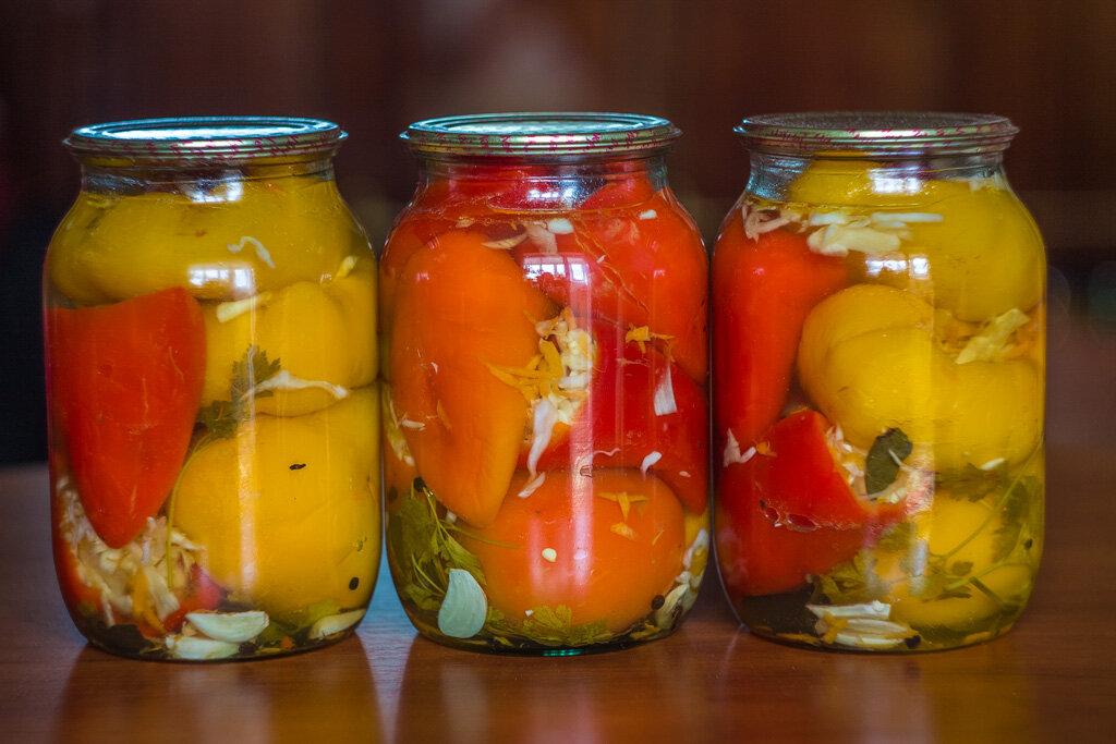 Болгарский перец для фарширования на зиму: выбор продуктов, рецепты консервации, рекомендации по заготовке