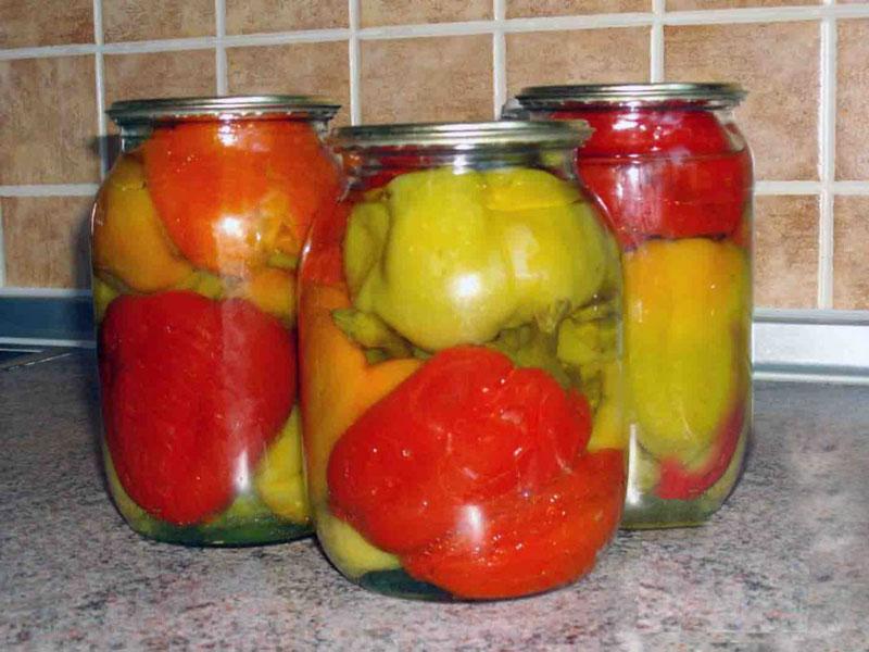 Маринуем болгарский перец на зиму: 10 легких и вкусных рецептов, нравятся всем!