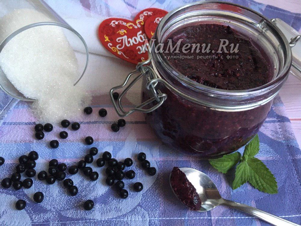 Варенье из черемухи на зиму: простые рецепты с фото пошагово