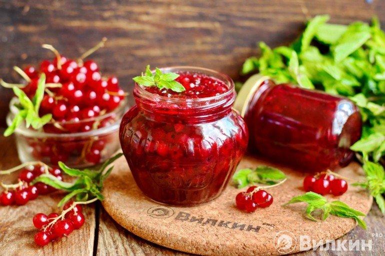 Соус из красной смородины на зиму: рецепты заготовки с фото и видео