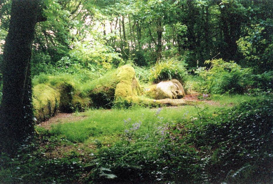 Сады хелигана — классическая англия