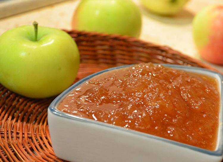 Яблочный джем в мультиварке: пошаговый рецепт приготовления на зиму
