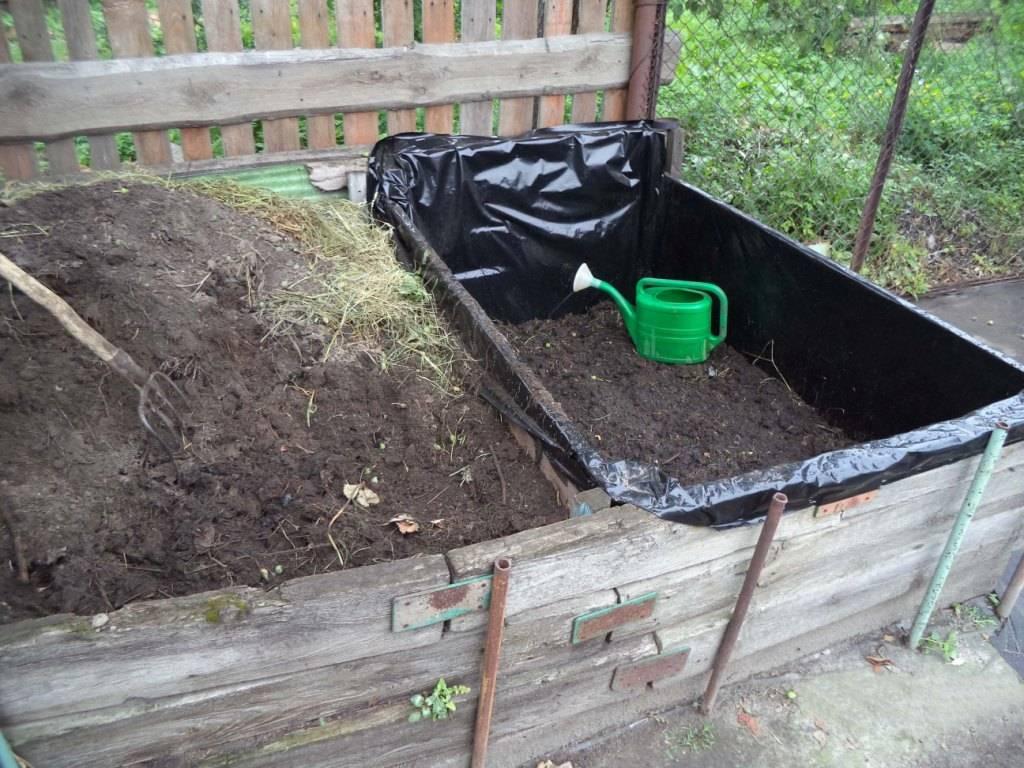 Компост из скошенной травы: способы приготовления и применения на даче