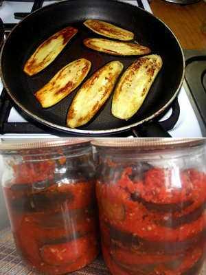 Как приготовить салат «тещин язык» из баклажанов на зиму