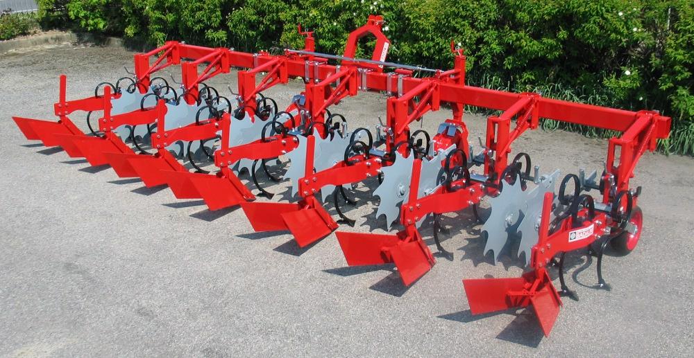 Культиваторы для трактора: выбираем модель для мини-трактора. характеристики навесного и стрельчатого тракторных культиваторов. как пахать ими огород?