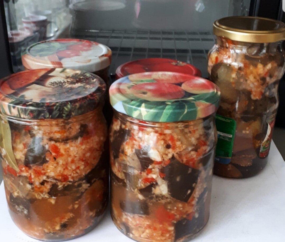 Печеные баклажаны на зиму - рецепты консервирования вкусных закусок в домашних условиях