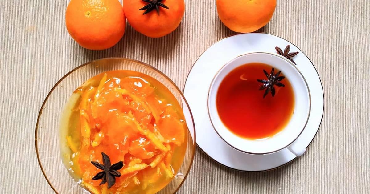Варенье из мандаринов: рецепты с фото пошагово