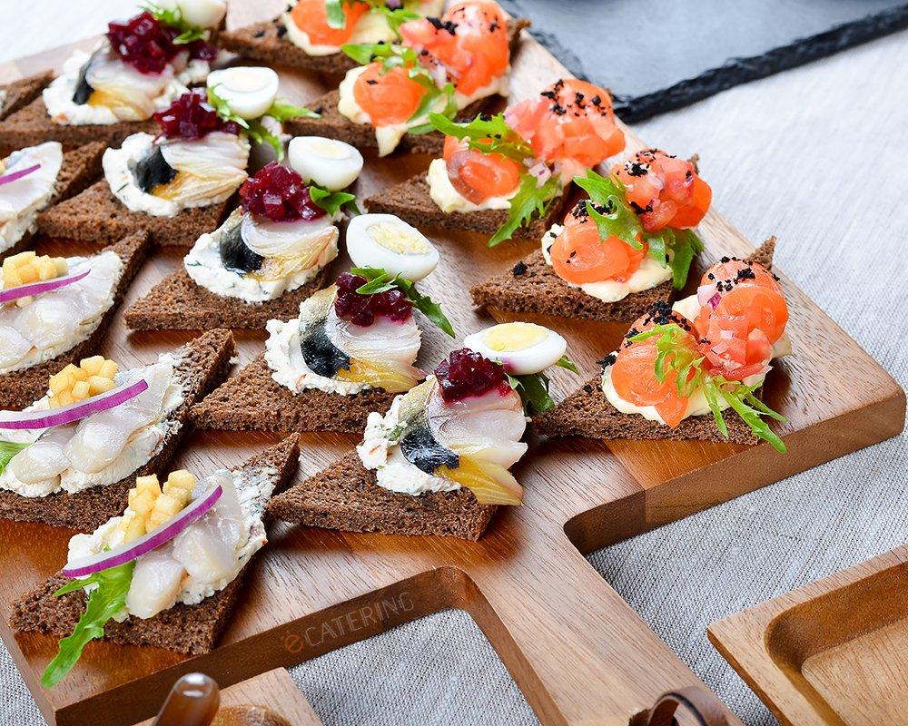 Бутерброды на новый год: топ 35 рецептов для праздничного стола 2020 с фото