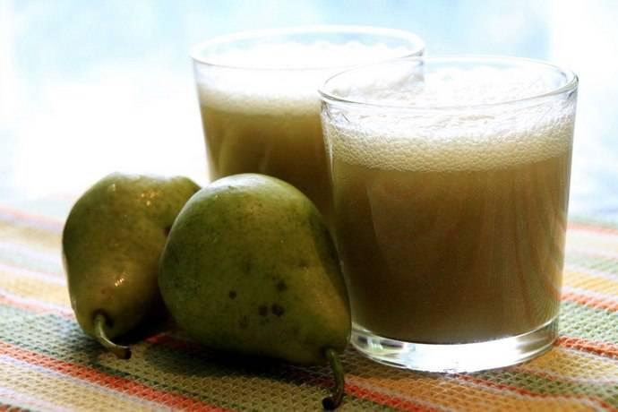 Простые рецепты заготовки грушевого сока на зиму в домашних условиях через соковыжималку