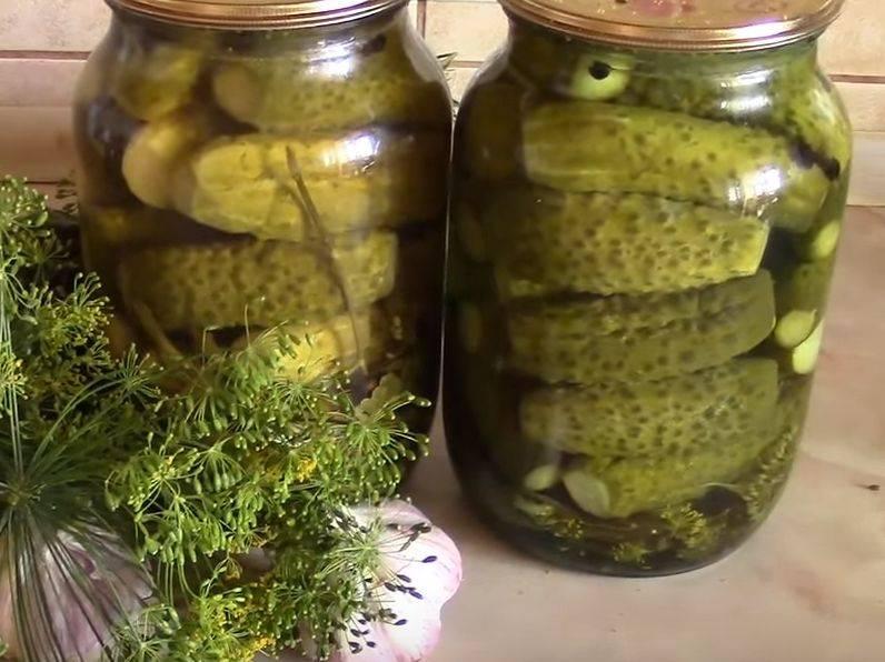 Сладкие маринованные огурцы на зиму — очень вкусные рецепты