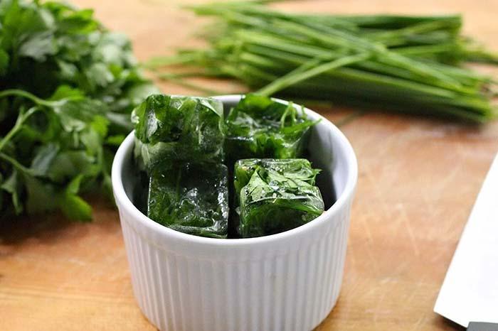 Заготовка шпината на зиму в домашних условиях - всё про сады