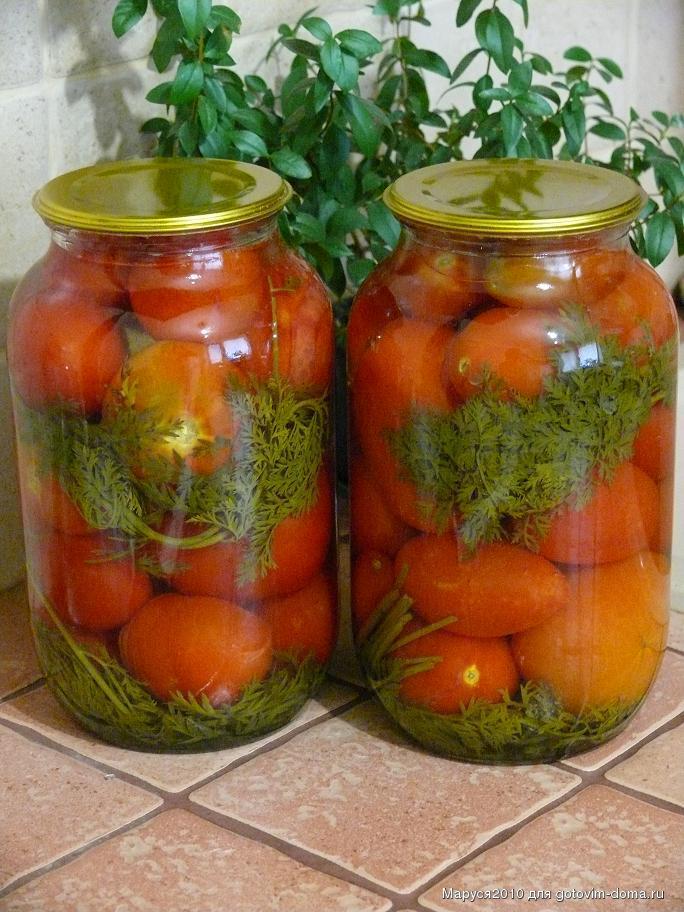 Помидоры с морковной ботвой на зиму – рецепты. пряные маринад с морковной ботвой для томатов