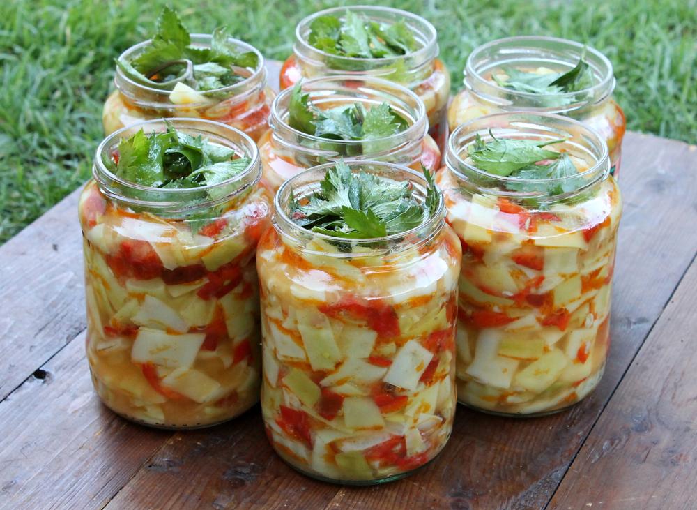 Салат на зиму из кабачков и моркови - кладезь витаминов: рецепт с фото и видео