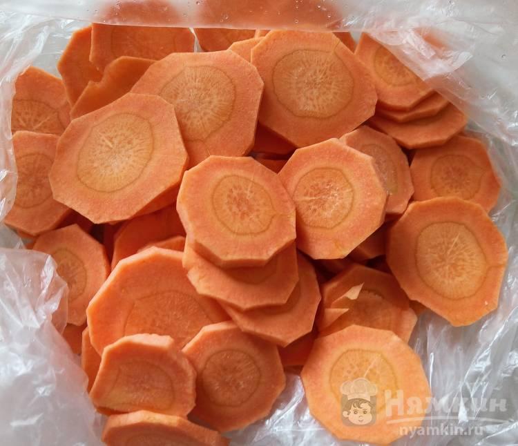 Можно ли заморозить морковь на зиму в тертом, вареном виде или целиком? описываем способы консервации
