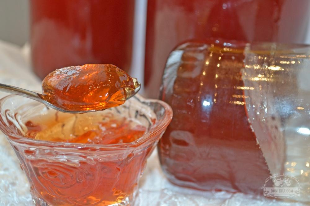 Желе из яблок без желатина десерт рецепт с фото пошагово - 1000.menu