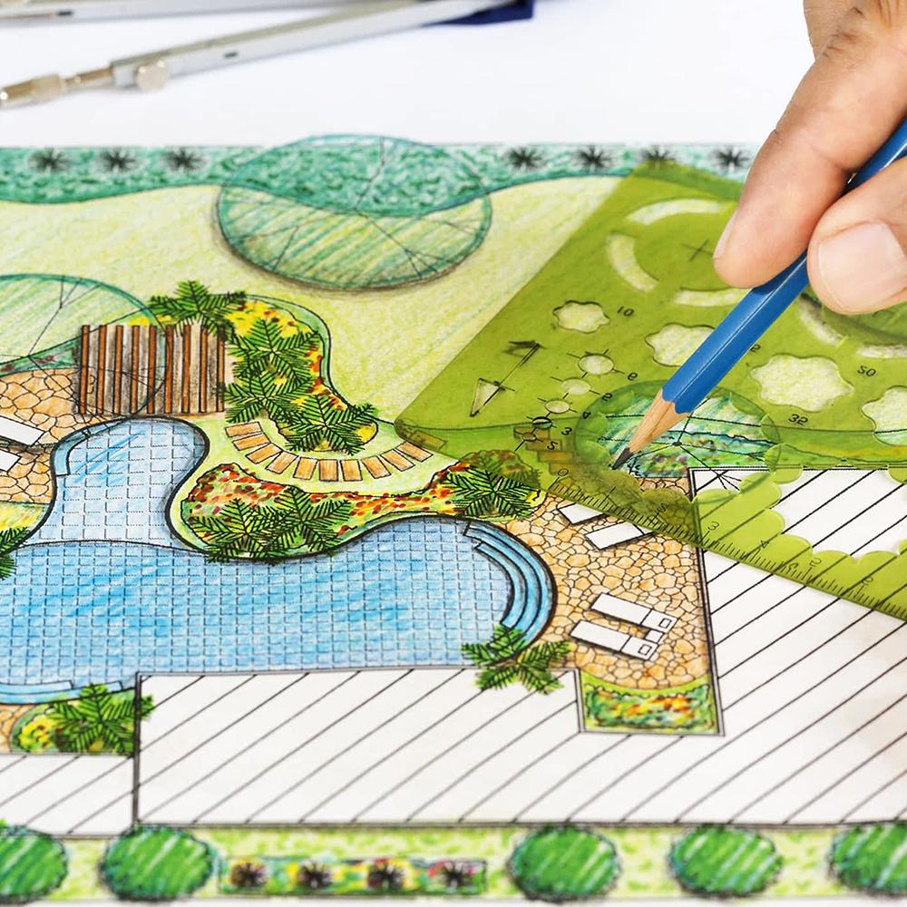 Ошибки в ландшафтном дизайне: примеры на участке, неправильная высадка растений, борьба с затемнёнными участками