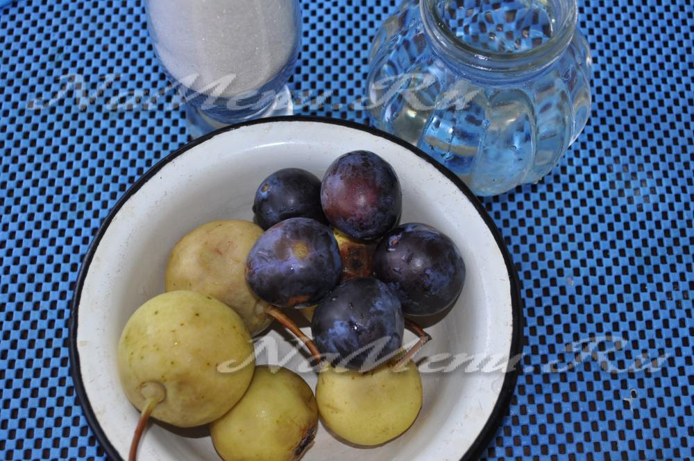 Компот из яблок и груш на зиму – 7 рецептов на 3 литровую банку