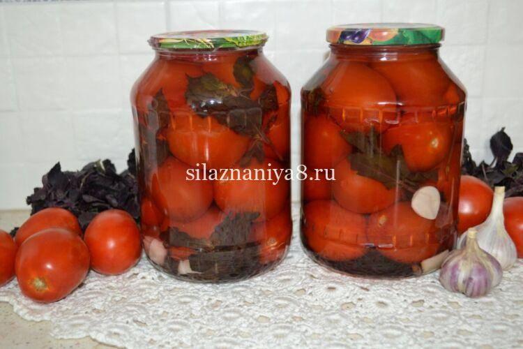 Рецепты приготовления консервированных сладких помидоров с лимонной кислотой на зиму, сроки и условия хранения
