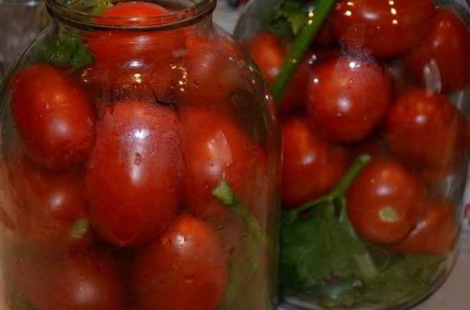 Маринованные помидоры быстрого приготовления - 5 ну очень вкусных рецептов