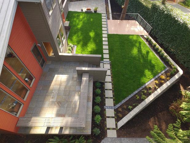 Планировка дачного участка: разбор правил проектирования участков разной формы