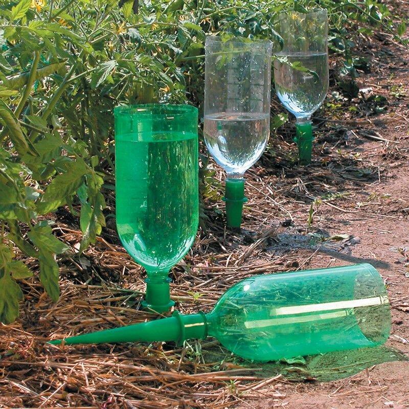 Секреты изготовления капельного полива из пластиковых бутылок своими руками