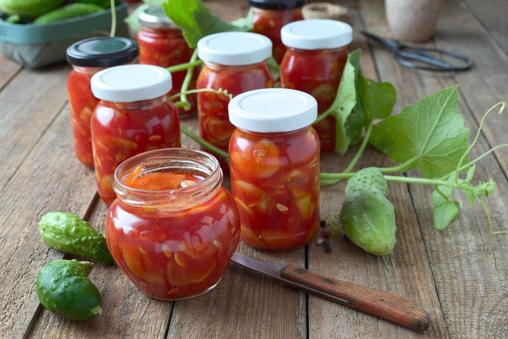 Простые рецепты томатной пасты на зиму