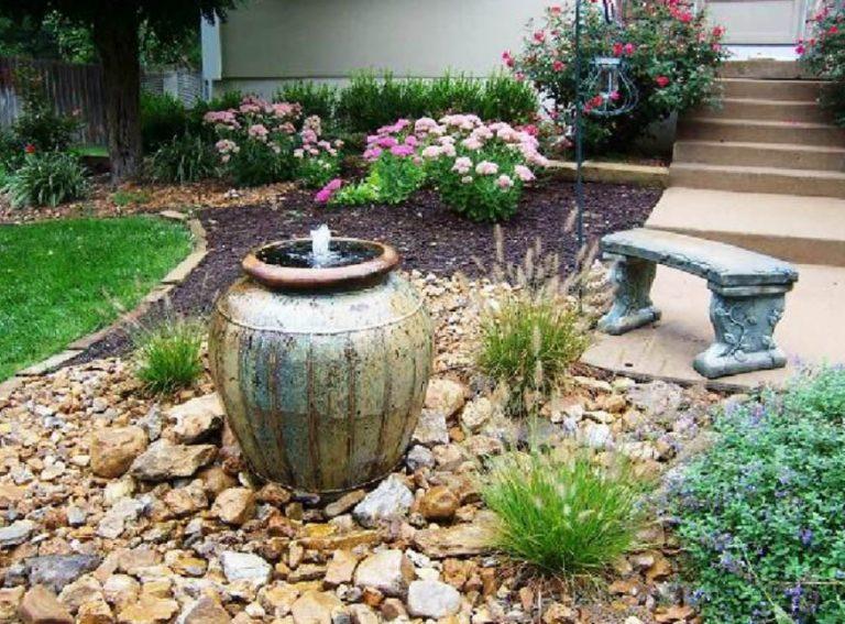 Фонтаны для сада и дома