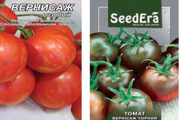 Описание томата Вернисаж, разновидности и особенности выращивания сорта