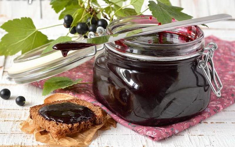 Варенье из черной смородины желеобразное на зиму: 10 лучших рецептов, хранение