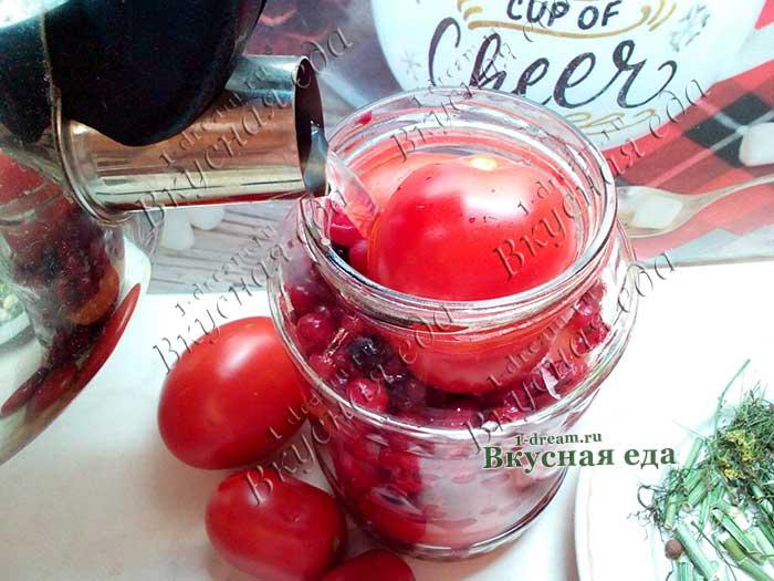 Маринованный чеснок с красной смородиной на зиму: 6 лучших рецептов с фото