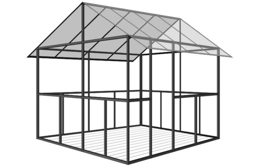Металлические беседки для дачи (45 фото): конструкции из металла, железные сборные дачные изделия, разборная беседка на металлокаркасе